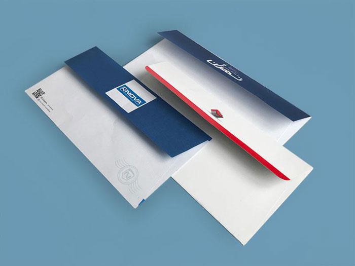 چاپ پاکت نامه در ارومیه